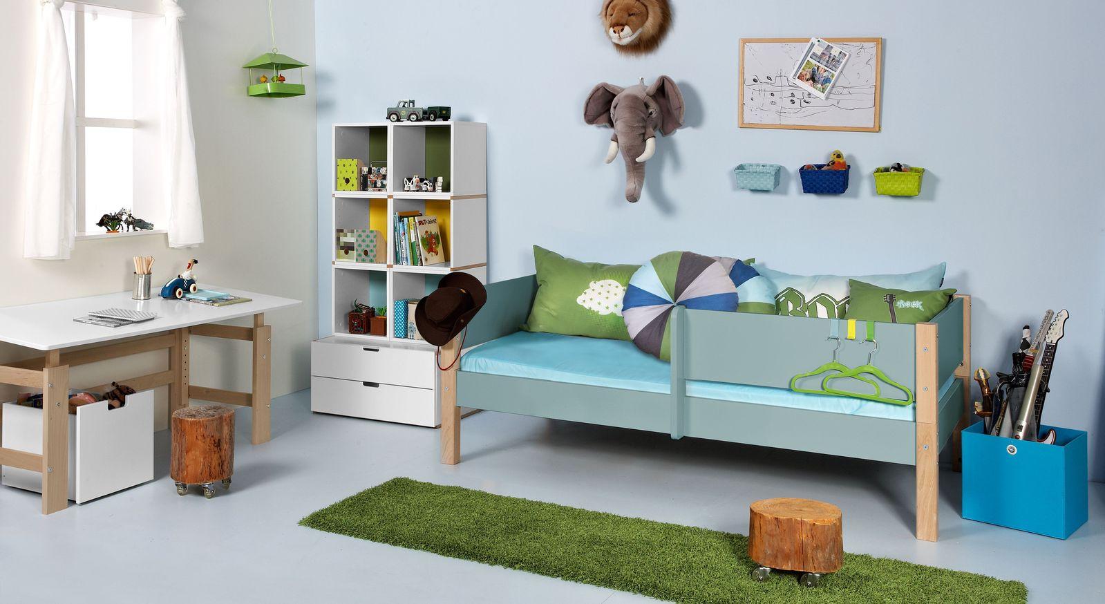 Passende Produkte zum Kinderbett Kids Town Color