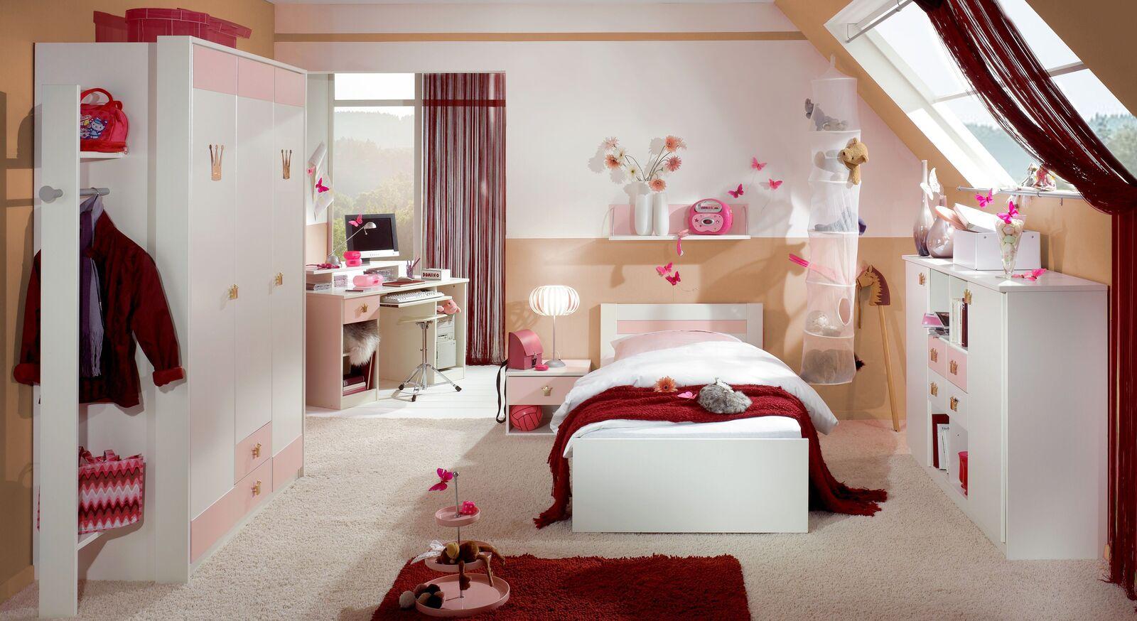 Kinderzimmer Embala mit Akzenten in Rosé