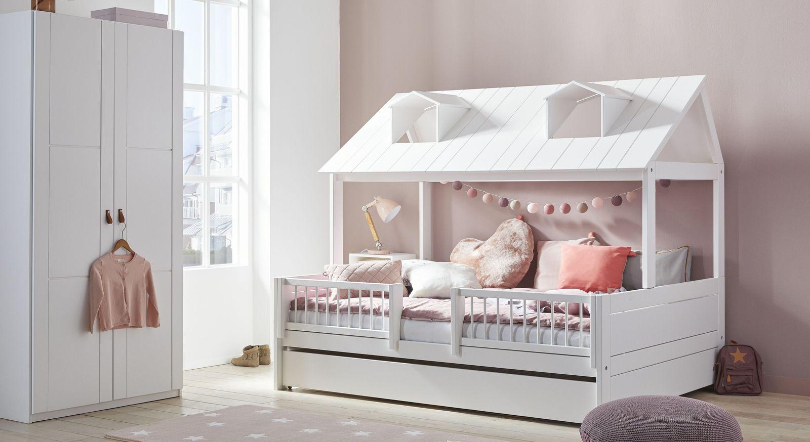 Kinderzimmer LIFETIME Ferienhaus für Jungs und Mädchen