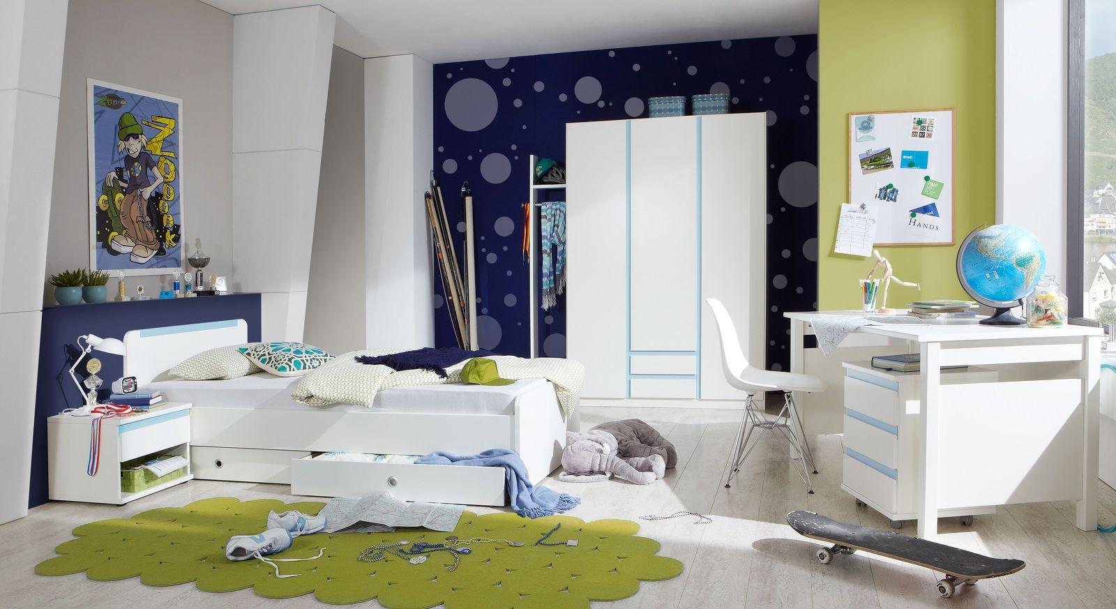 Kinderzimmer Los Pinos mit preiswerten Möbeln