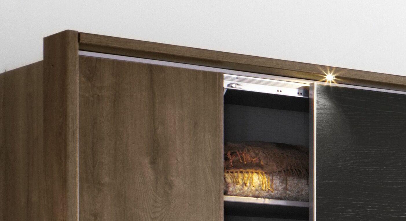 Kleiderschrank Gallinaro optional mit Passepartout-Rahmen