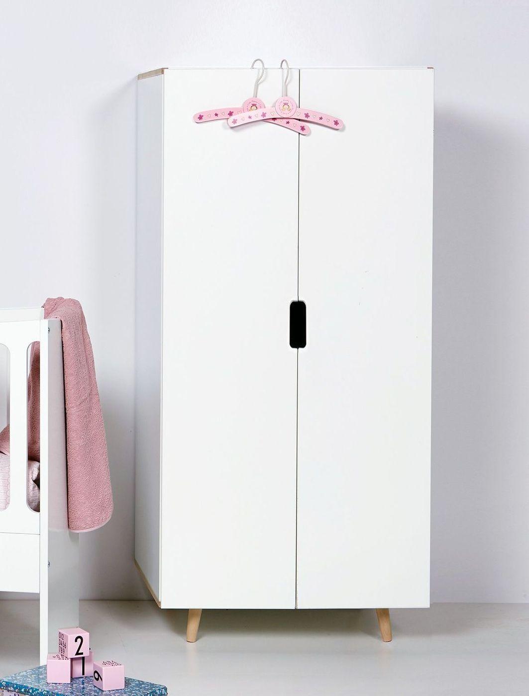 Kleiderschrank Niedrig