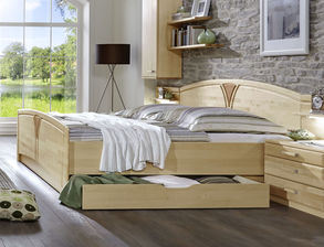 seniorenbett mit bettkasten g nstig auf kaufen. Black Bedroom Furniture Sets. Home Design Ideas