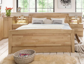 massivholzbetten in berl nge und bergr en auf. Black Bedroom Furniture Sets. Home Design Ideas