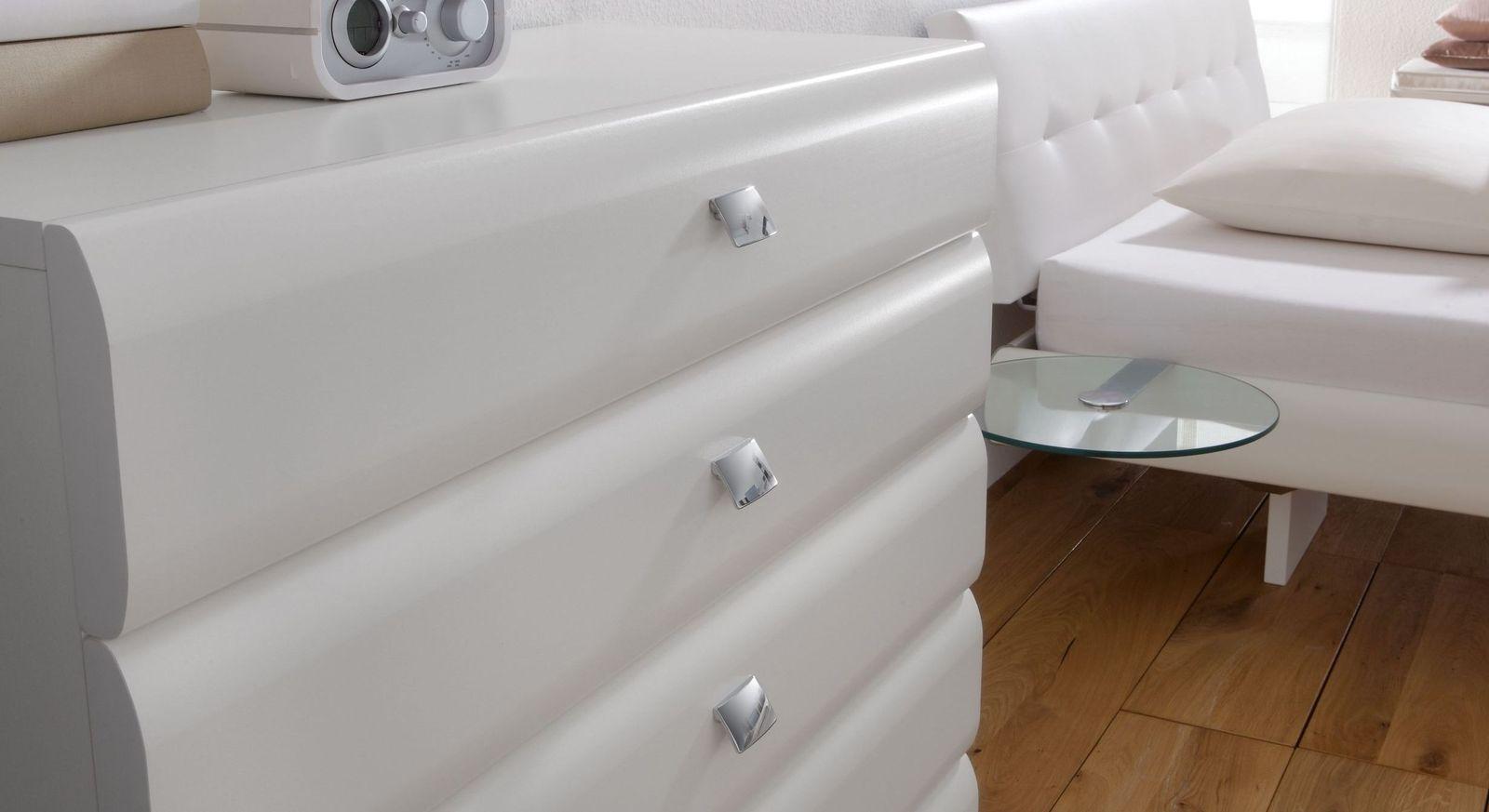 Kommode Rotondo 04 mit eleganten Metallgriffen