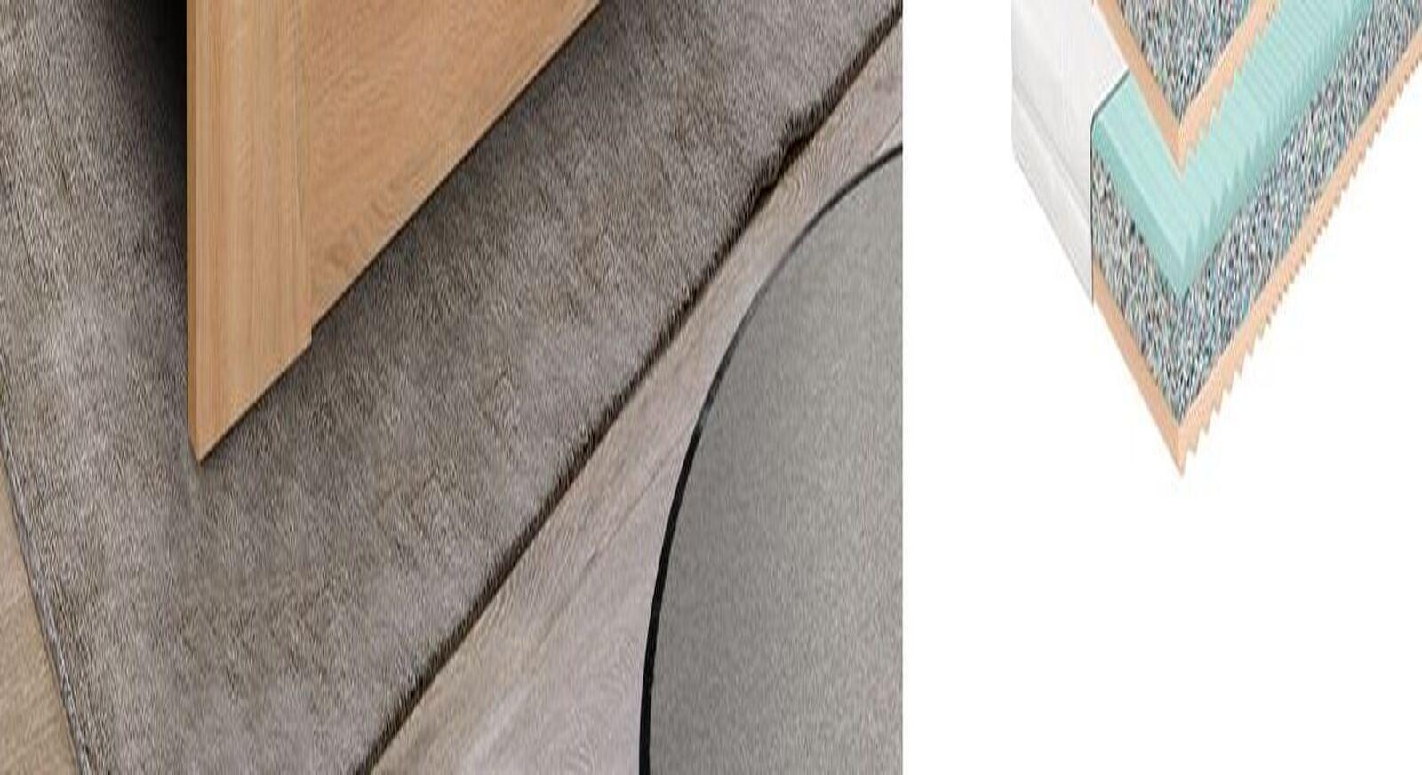 Komplett-Bett Ellmaus Kopfteil mit kunstvoller Nische