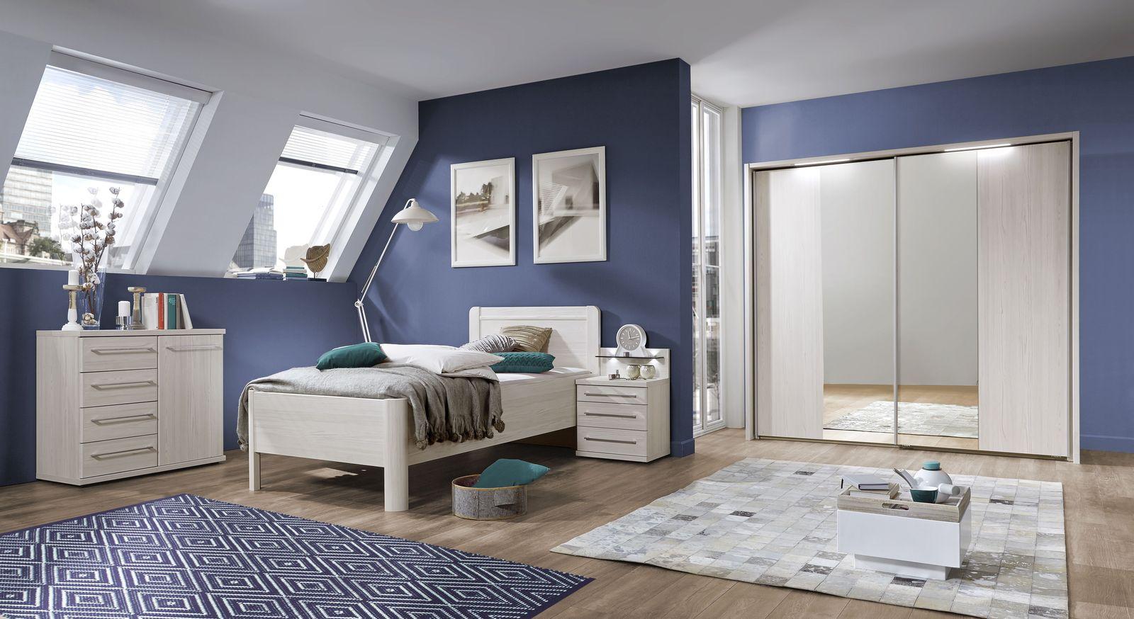 Komplett-Schlafzimmer Apolda in zeitlosem Design