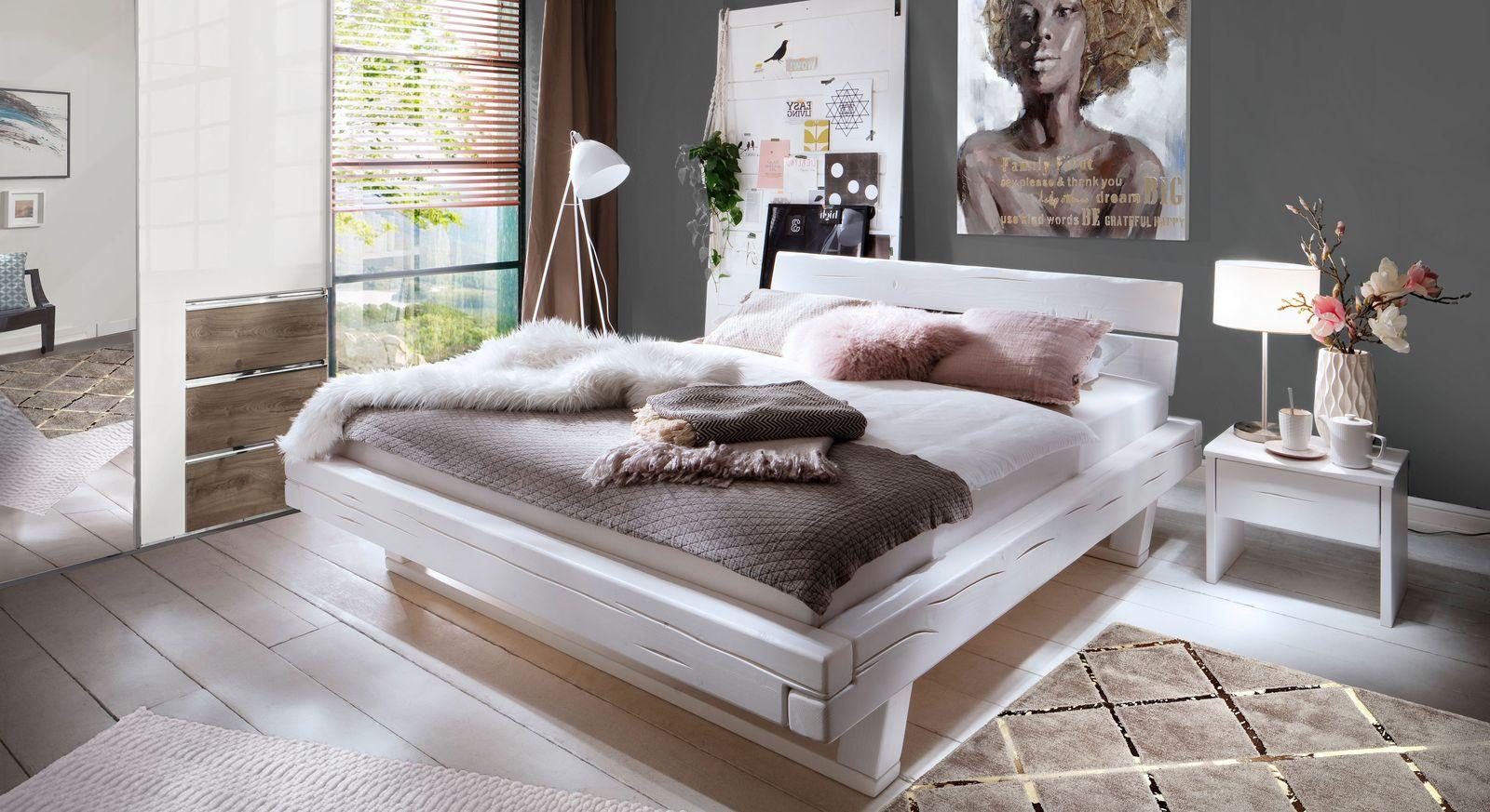Stilsicheres und modernes Komplett-Schlafzimmer Arnara