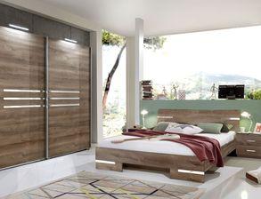 Komplett Schlafzimmer Avello Mit Passenden Möbeln