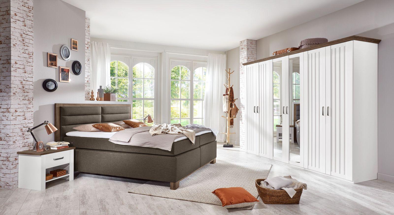 Komplett-Schlafzimmer Baduro in modernem Design