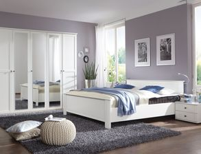 schlafzimmer in wei g nstig bei online kaufen. Black Bedroom Furniture Sets. Home Design Ideas