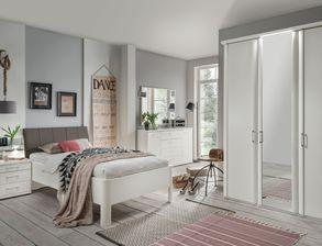 Senioren-Schlafzimmer komplett mit Einzel- oder Doppelbett