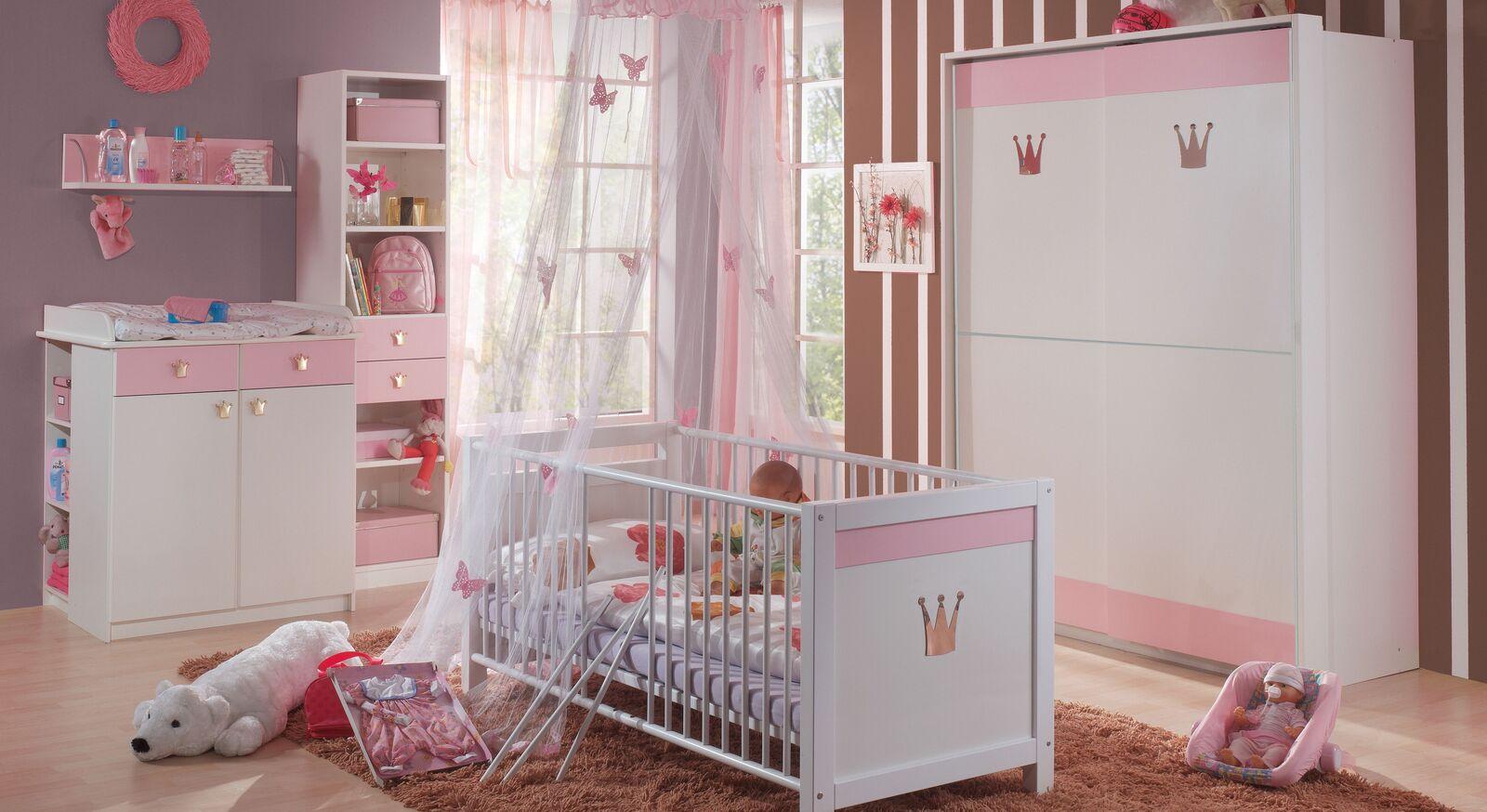 Komplett-Schlafzimmer Embala mit passenden Schlafzimmermöbeln