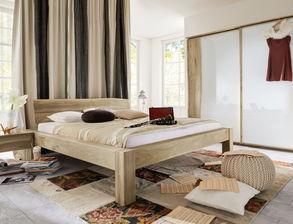 Schlafzimmer aus Massivholz günstig kaufen  BETTEN.de