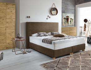 Schlafzimmer komplett mit Boxspringbett kaufen auf BETTEN.de