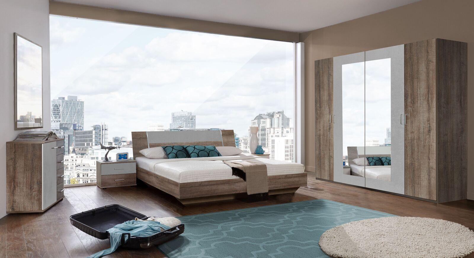 Komplett-Schlafzimmer Ovatio preiswert online kaufen