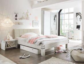 Schlafzimmer Im Industrial Style Und Look Online Kaufen Betten De