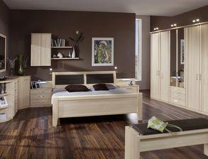 Schlafzimmer komplett einrichten und gestalten bei for Schlafzimmer komplett angebot