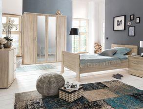 Klassische Schlafzimmer komplett im Set auf Rechnung