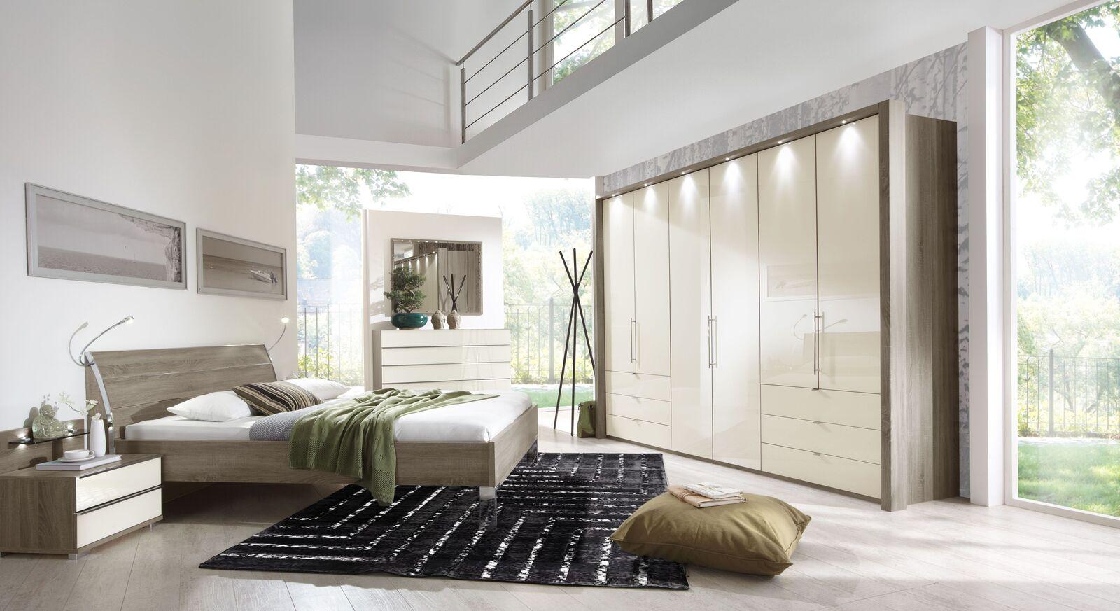 design schlafzimmer komplett – progo, Wohnzimmer dekoo