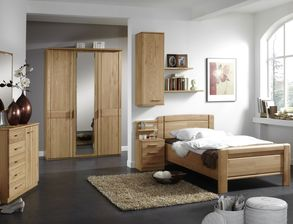 schlafzimmer aus massivholz günstig kaufen | betten.de - Schlafzimmer Holz Massiv