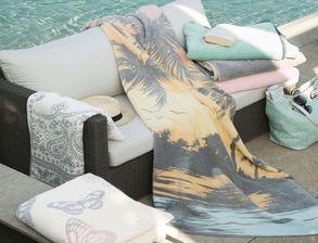 gem tliche wohndecken aus baumwolle kaufen. Black Bedroom Furniture Sets. Home Design Ideas