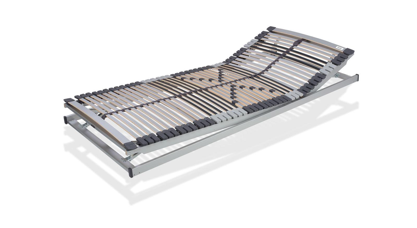 Hochwertiger MALIE-Lattenrost Classic Superflex 42 mit 7-Zonen