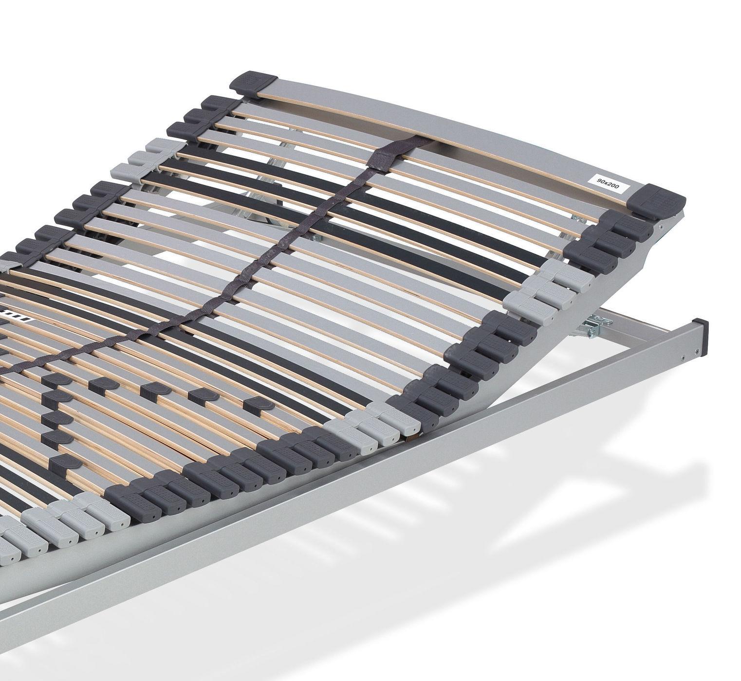MALIE-Lattenrost 7 Zonen bis 120 kg - Classic Superflex 42