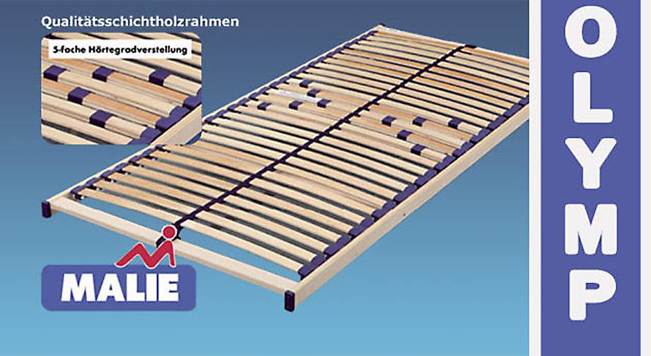 Lattenrost Olymp aus Schichtholz mit Härtegradverstellung
