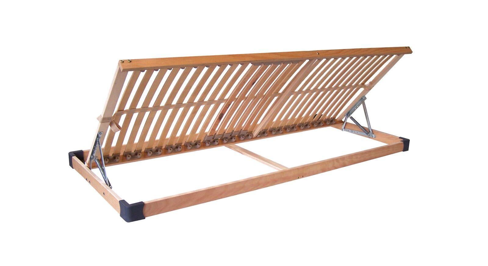Lattenrost orthowell klappfix mit 28 Federholzleisten