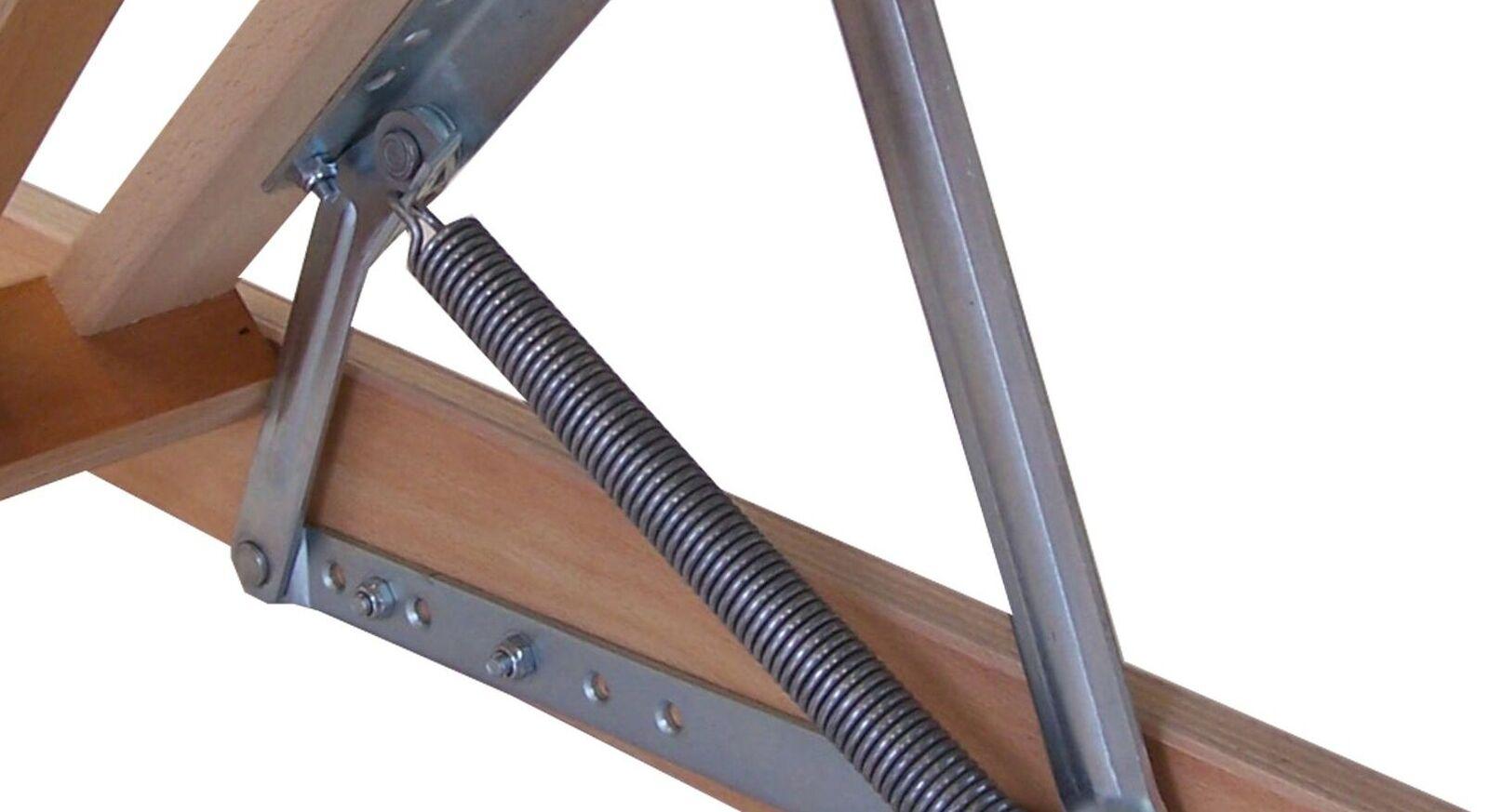 Lattenrost orthowell klappfix mit praktischer Kopfteilverstellung