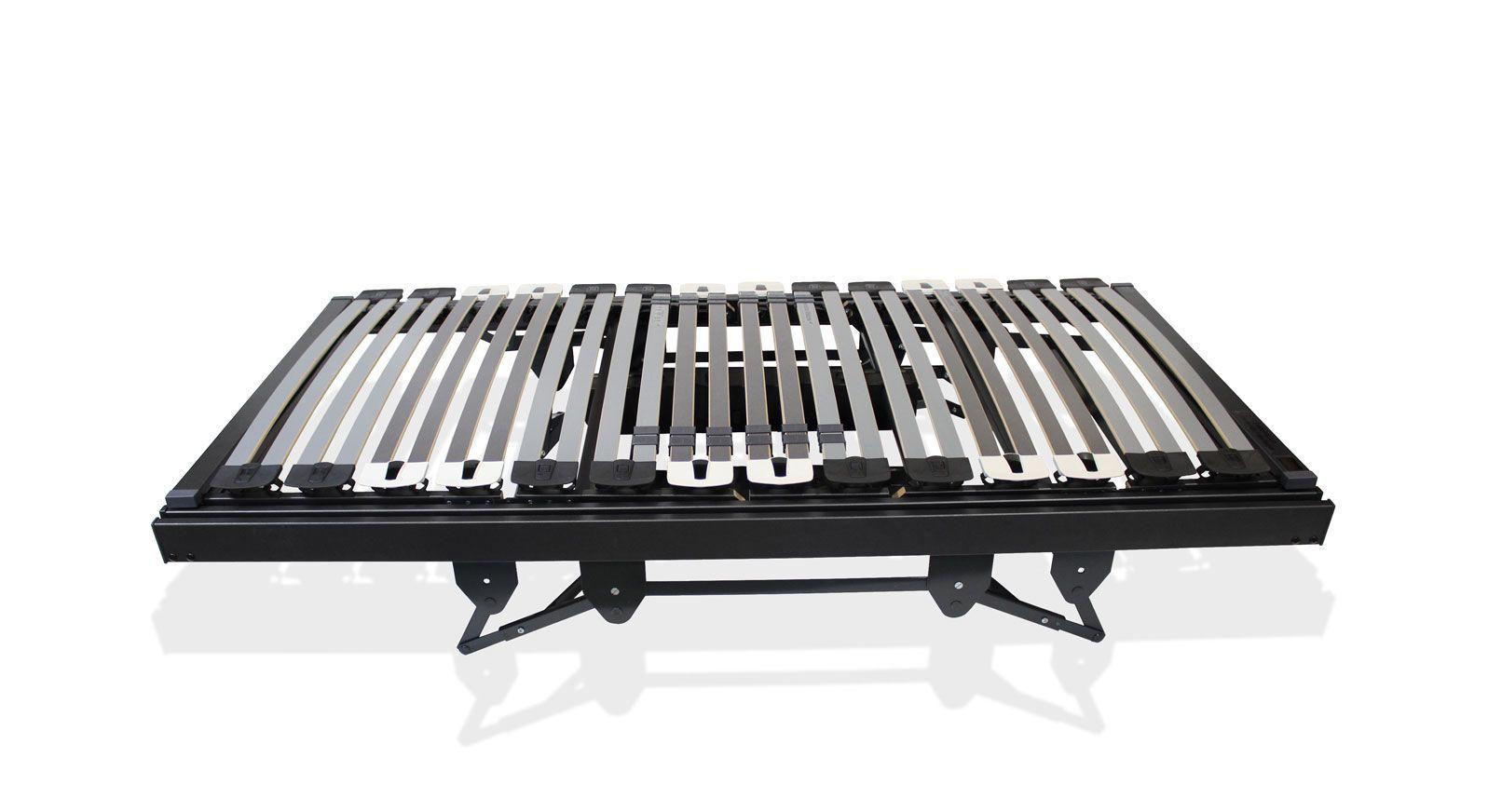 Lattenrost orthowell liftflex motor stabil und hochwertig