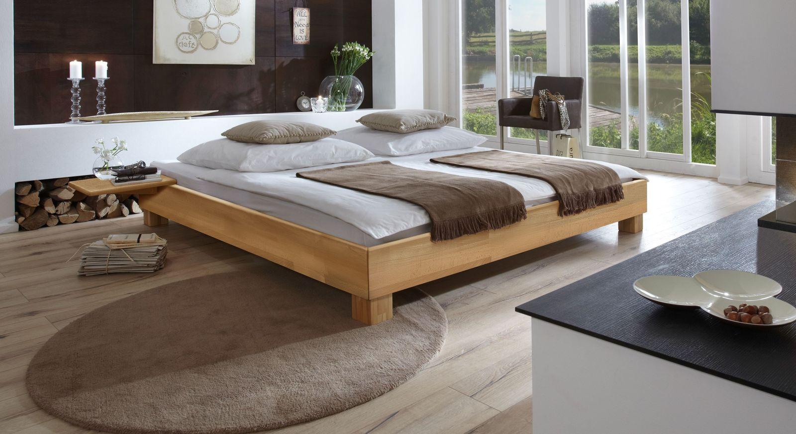 Liege Alicante in Buche natur mit Komfort-Rahmenhöhe