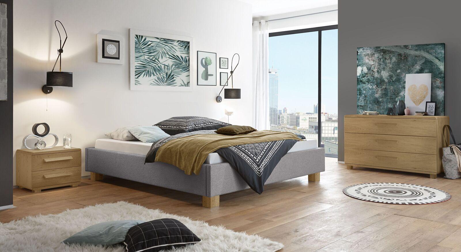 Liege Condeo mit passenden Schlafzimmermöbeln