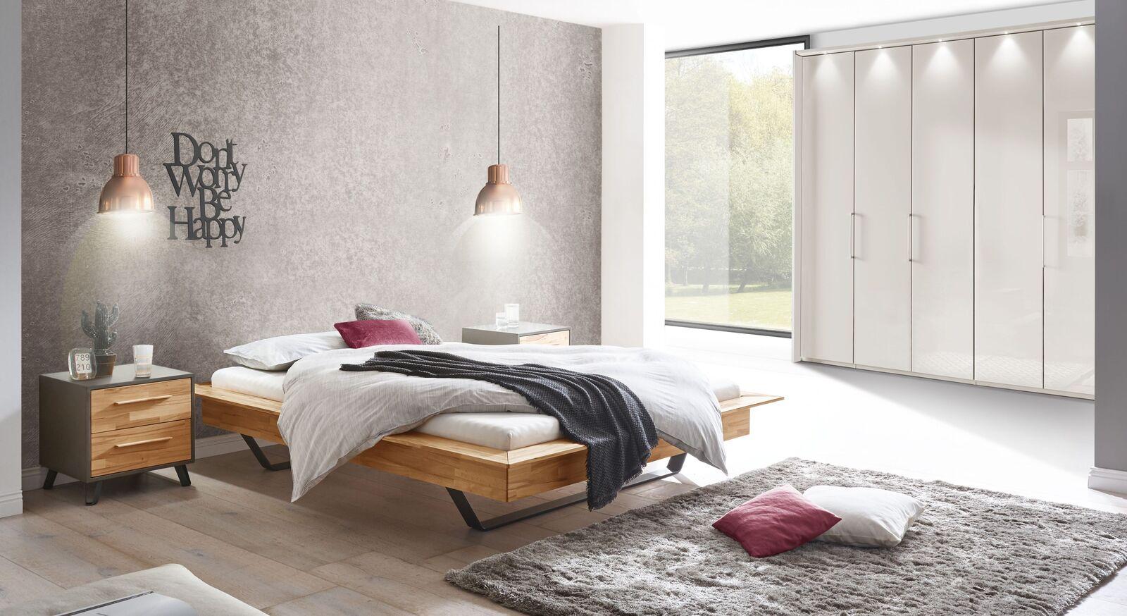 Passende Schlafzimmermöbel zur Liege Feruso