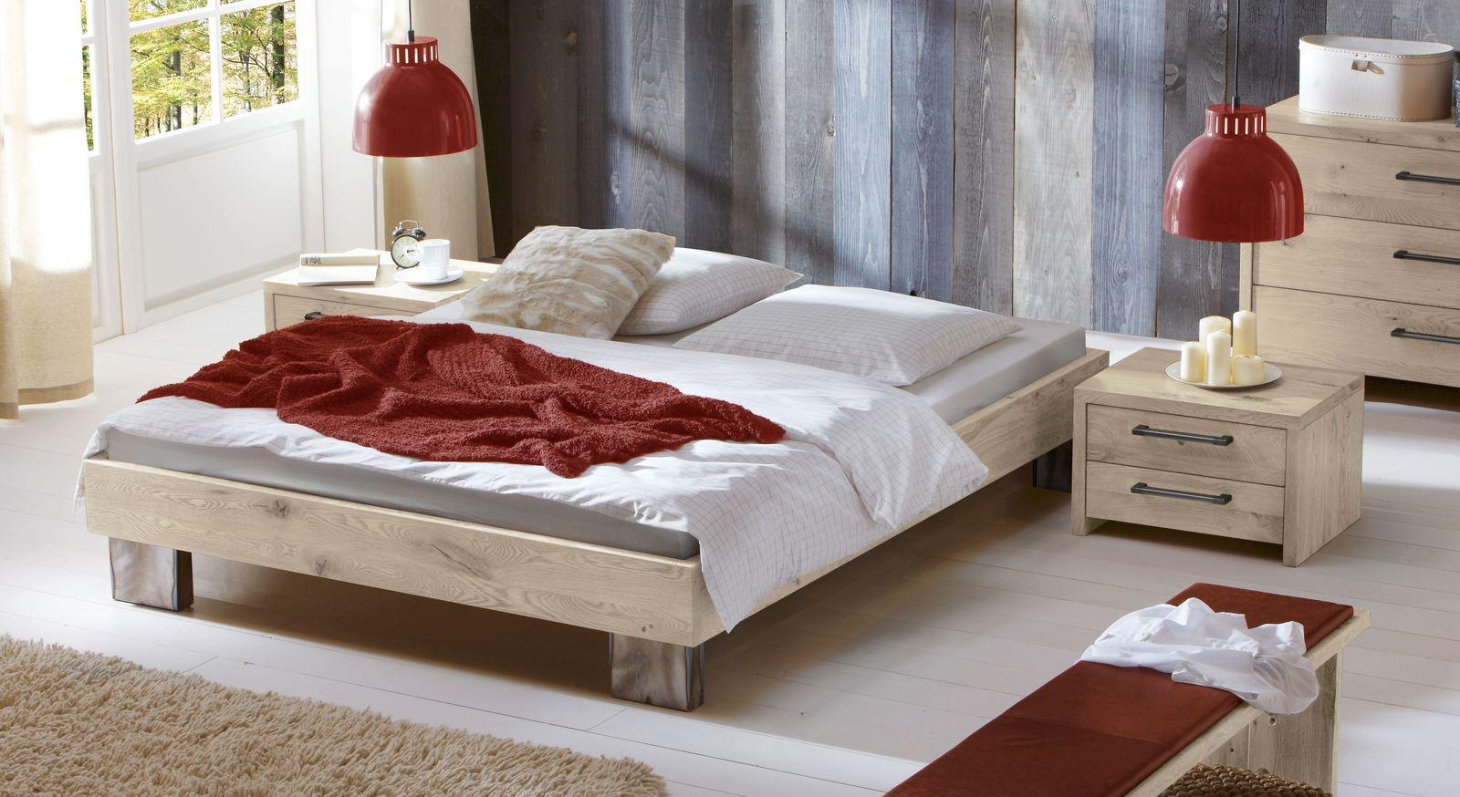 Liege Fuego mit passenden Schlafzimmer-Möbeln
