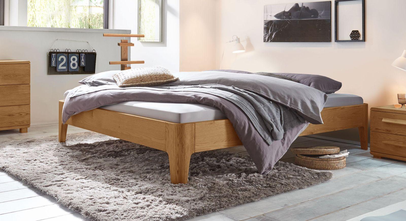 Entzuckend Gönnen Sie Sich Etwas Neues Für Ihr Schlafzimmer U2013 Die Elegante  Massivholzliege Wird Ihren Anforderungen Garantiert Gerecht.
