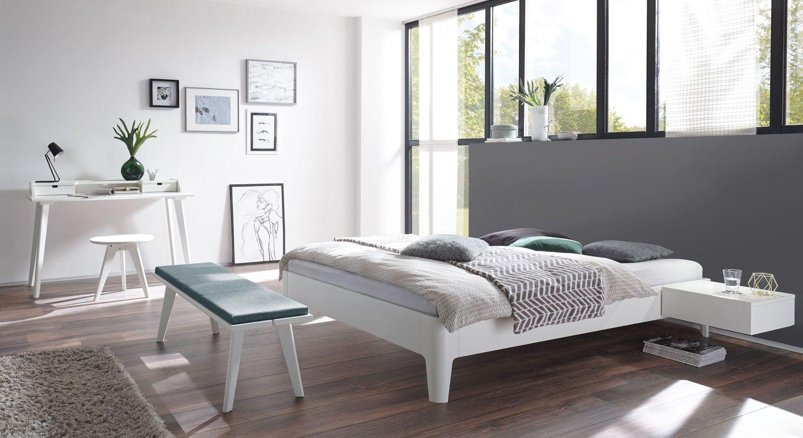 Liege Narva mit passenden Schlafzimmermöbeln