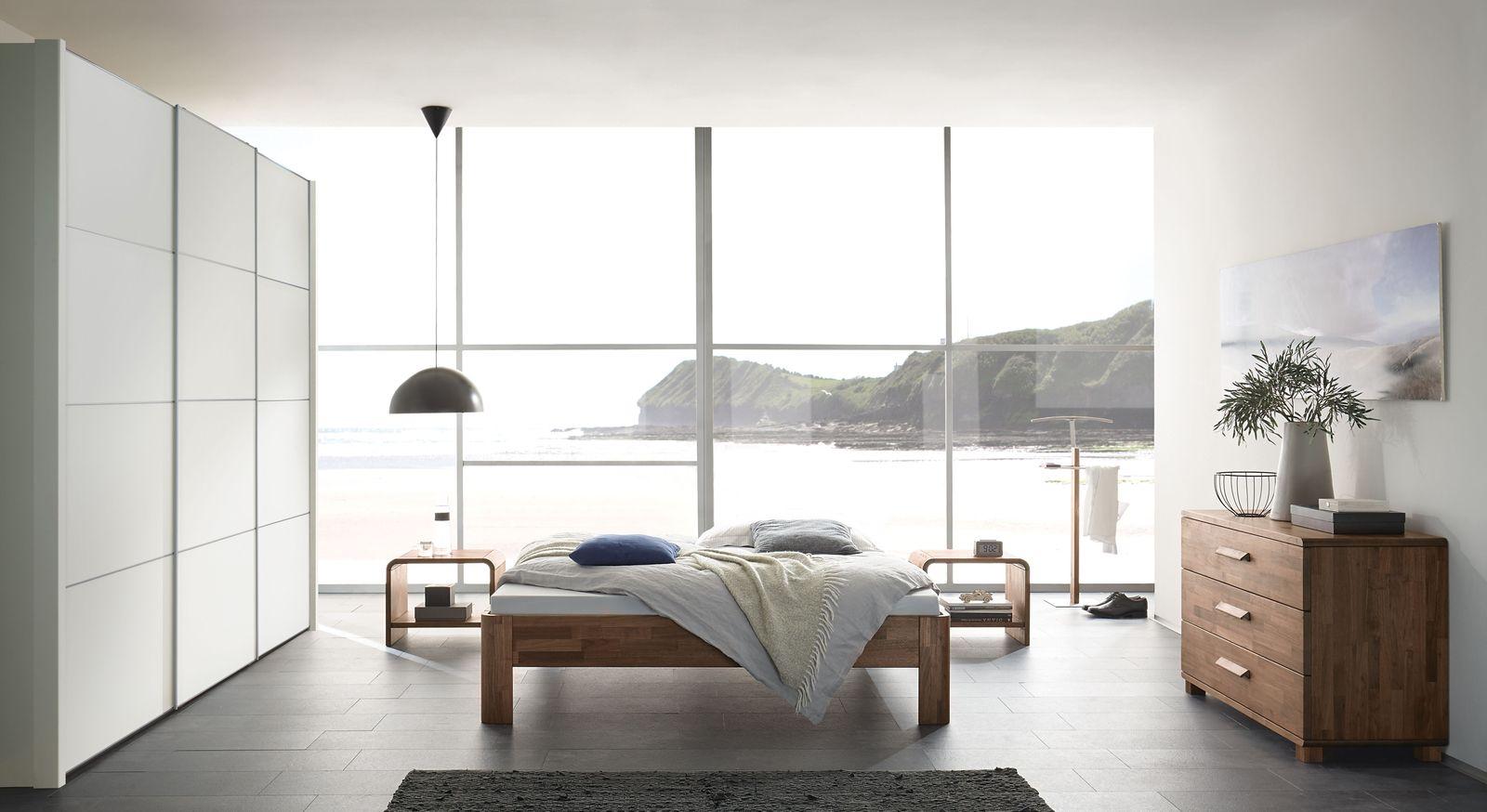 Passende Schlafzimmermöbel zur Liege Pello