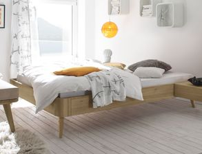 hasena oak bianco betten versandkostenfrei bestellen. Black Bedroom Furniture Sets. Home Design Ideas