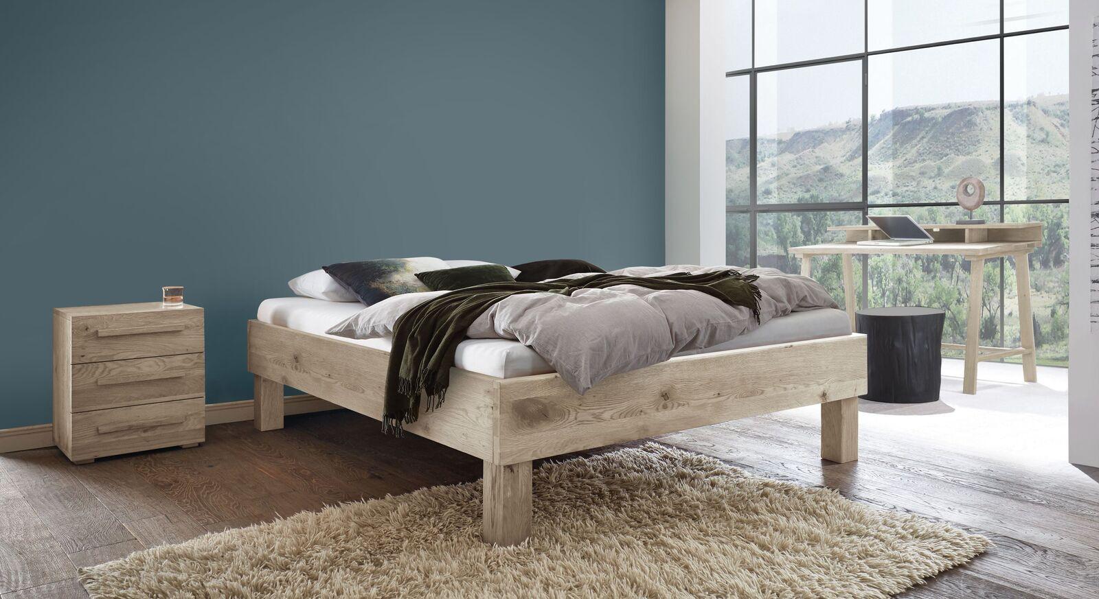 Passende Schlafzimmermöbel zur Liege Urmas