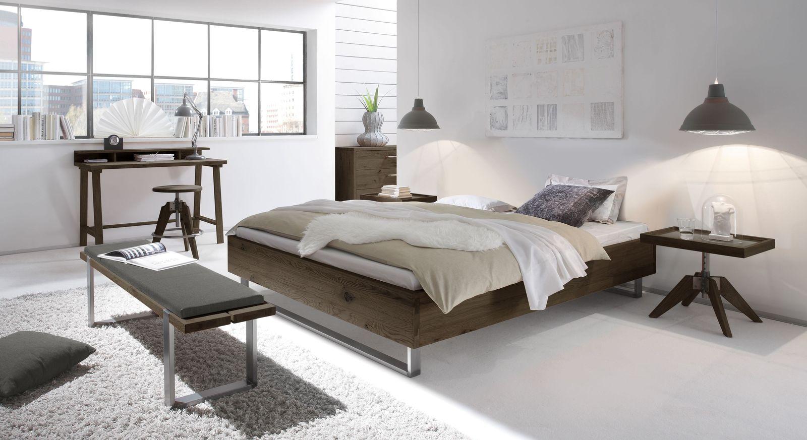 Moderne Liege Valletta mit passenden Schlafzimmermöbeln