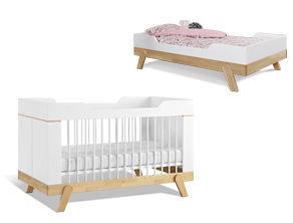 beistell und kinderbett roba safari kinderbett babybett bett stubenbett jugendbett fr baby v. Black Bedroom Furniture Sets. Home Design Ideas
