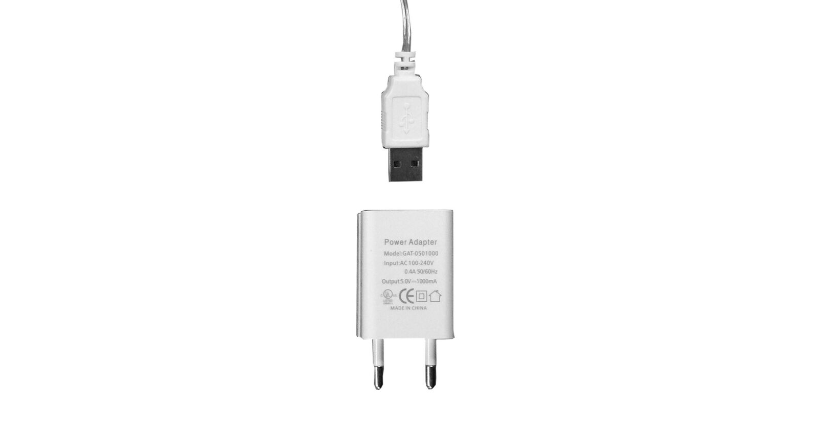 Stecker zur LIFETIME Eckablage Original mit LED