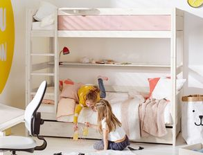 etagenbetten f r kleinkinder g nstig kaufen. Black Bedroom Furniture Sets. Home Design Ideas