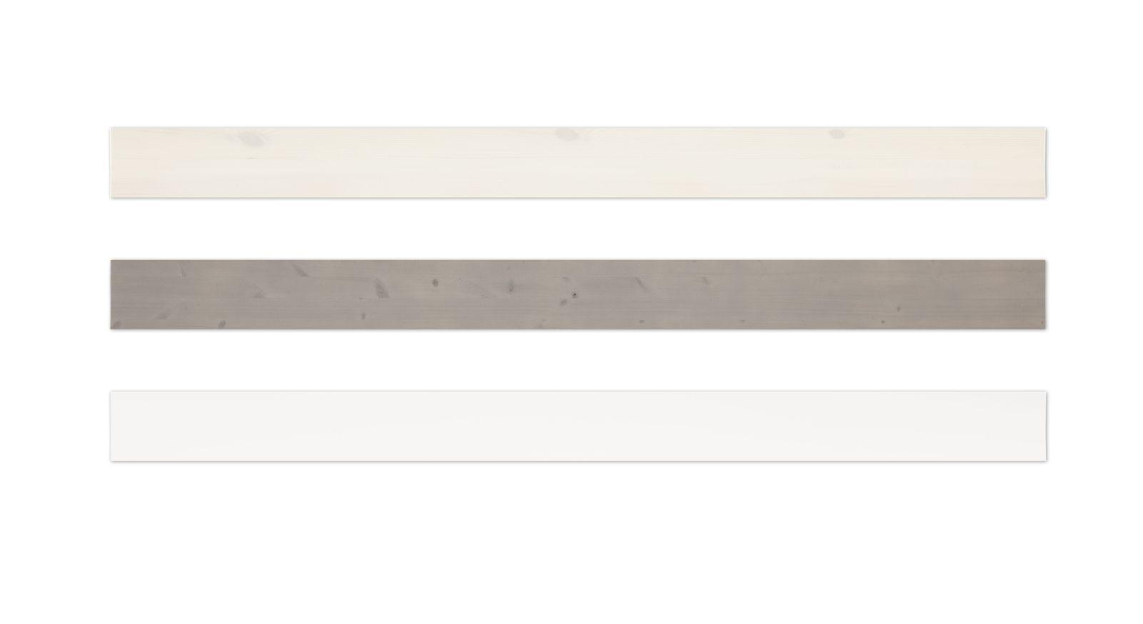 LIFETIME Hochbett-Bücherboard in 3 Farben zur Auswahl