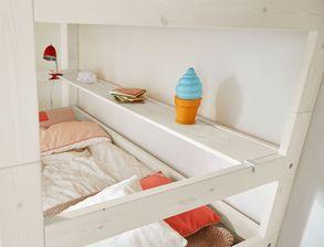 Kinder Etagenbett Haus : Haus möbel hochbett für kind kinder etagenbett luca ii