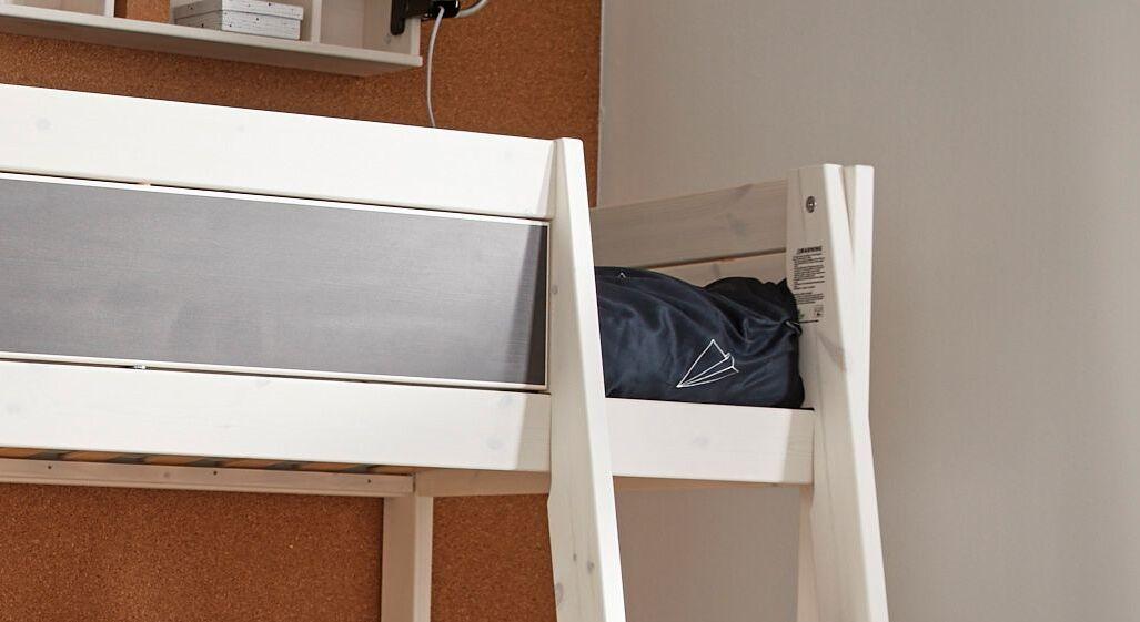 LIFETIME Hochbett Tafel mit robuster Leiter