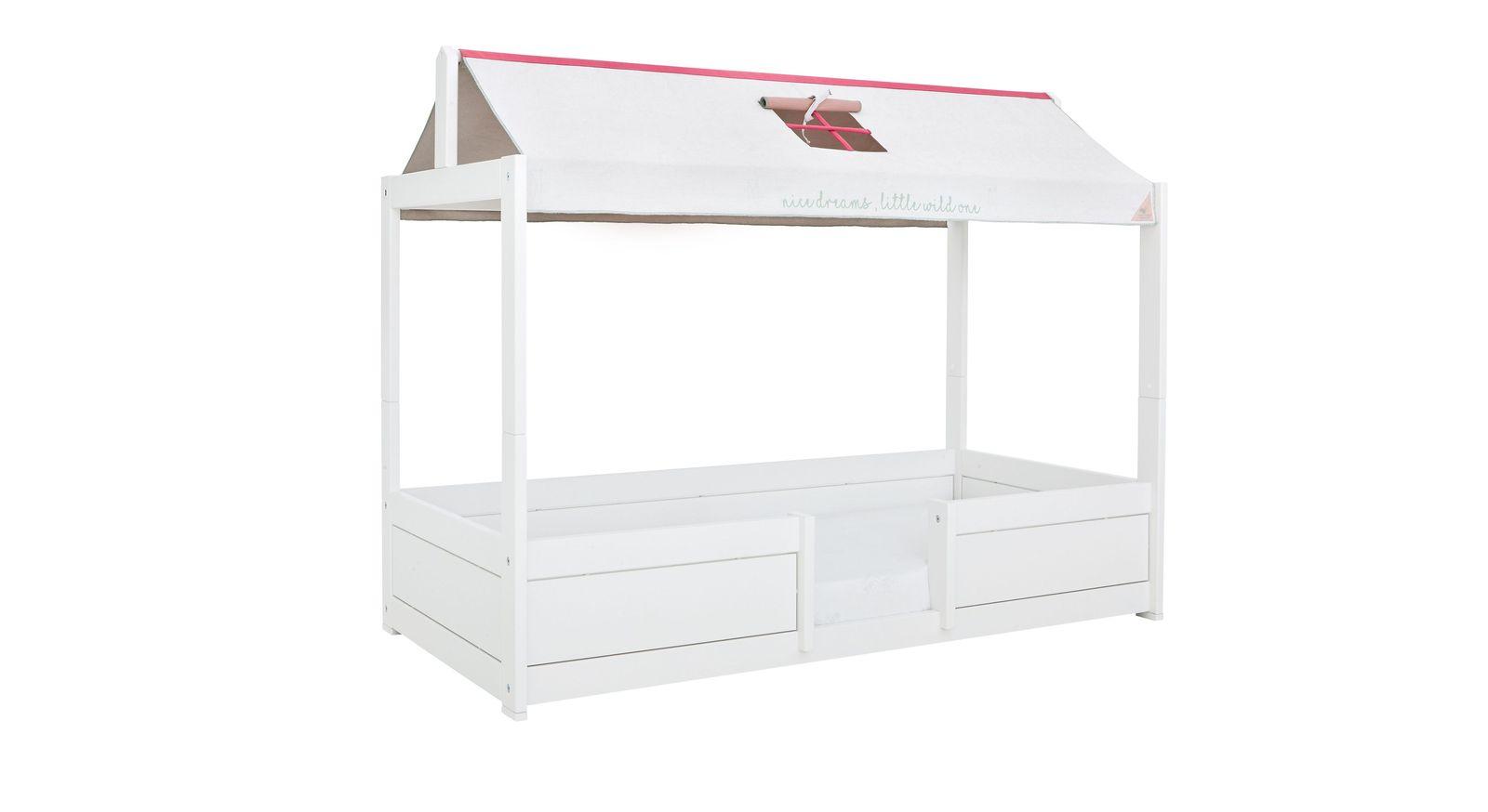 LIFETIME Kinderbett 4-in-1 Sioux mit Betthimmel als Dach