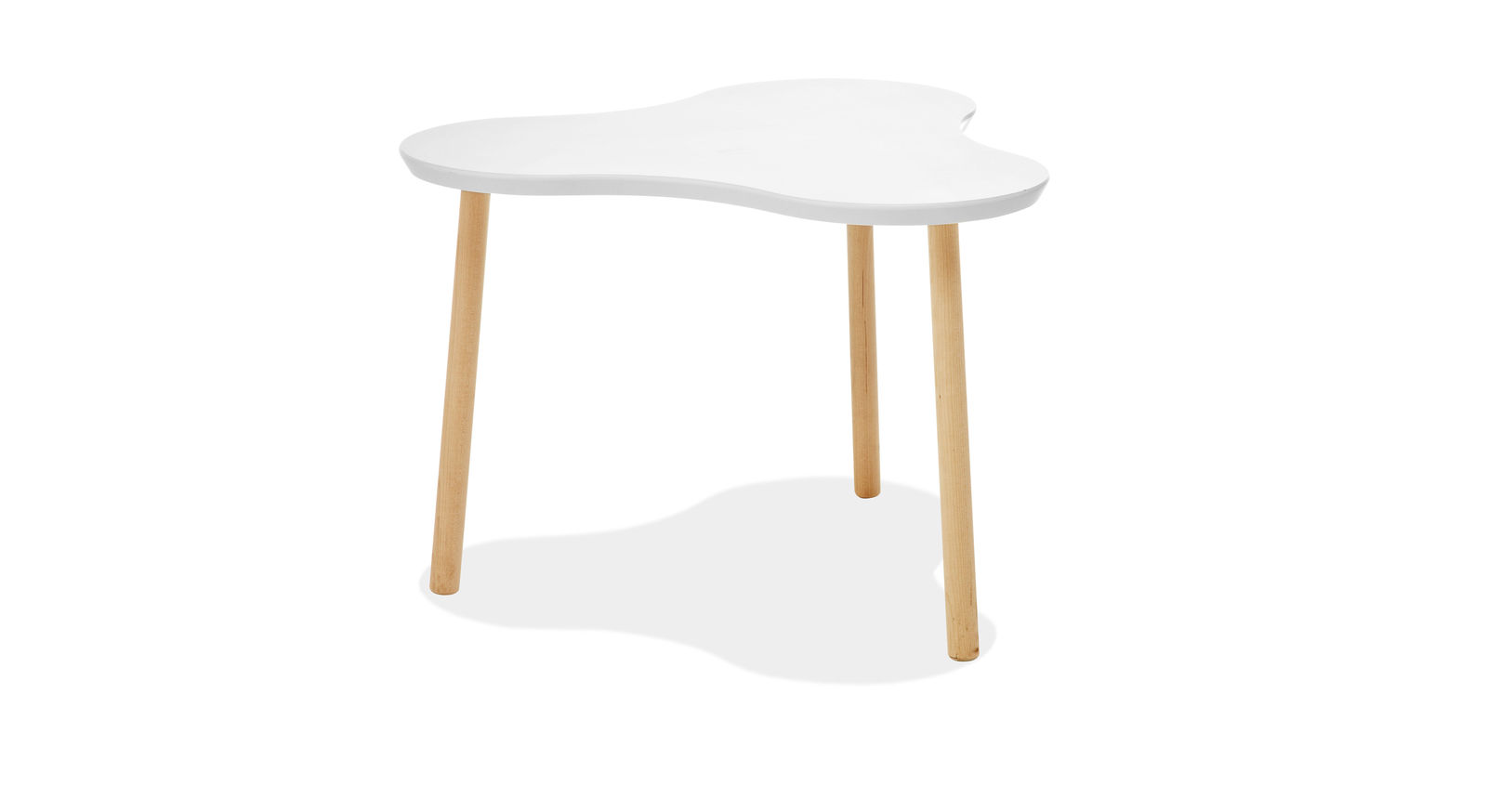 LIFETIME Kindersitzgruppe Monino mit Tisch in Kleeblattform